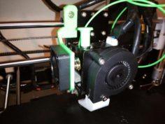 Anet A8 Fan Hinge V2 3D Print Model