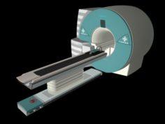 MRI CT SCAN 3D Model