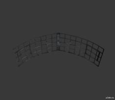 Windows Medical 3D Model