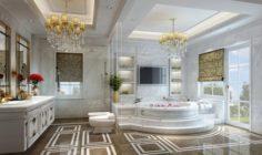 Bathroom design complete model 140 3D Model