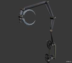 Theatre Too 3D Model