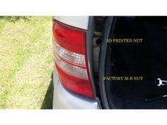 Mercedes Benz Trim Retainer Nut 3D Print Model