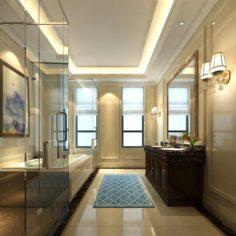 Bathroom design complete model 137 3D Model