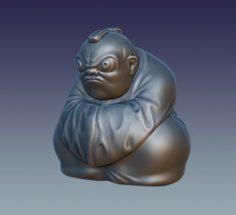 The Netsuke 3D Model