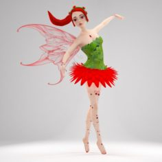 Fairy Felisha 3D Model