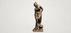 Naked Girl 04 3D Model
