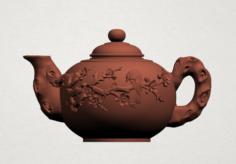 Tea Pot 3D Model