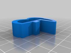 2020 Antivibration Stand for Delta Corners 3D Print Model
