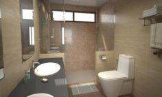 Bathroom 10 3D Model