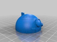 Axii antenna cover BB-8 3D Print Model