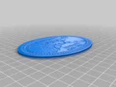 Dixie pride 3D Print Model