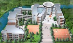 School building 092 3D Model
