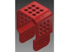 Staffa nema17 48 mm estruso 3030 3 3D Print Model