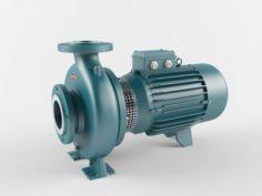 Pump centrifugal Grz 3D Model