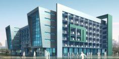 School building 122 3D Model