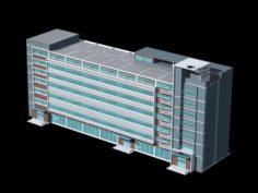 School building 119 3D Model