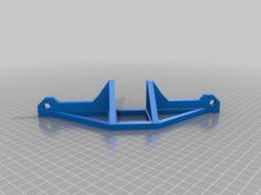 Anet A8 Front Brace – Lower Bolt Holes 3D Print Model