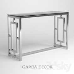 Console Garda Decor                                      Free 3D Model