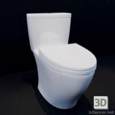 3D-Model  wc