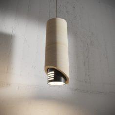 JEN PENDANT LAMP 3D Model