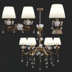 Masiero Light 3D Model