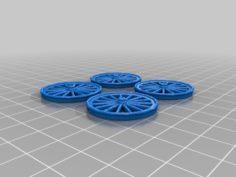 Cart 3D Print Model