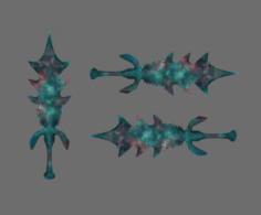 Sword 01 3D Model