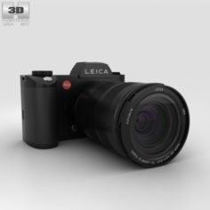 Leica SL Typ 601 3D Model
