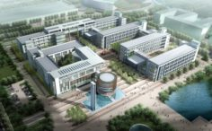 School building 039 3D Model