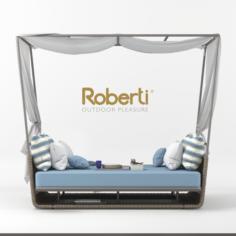 Roberti Portofino DAY BEDS big 3D Model