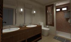 Bathroom 09 3D Model