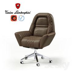 armchair tonino lamborghini formitalia                                      Free 3D Model