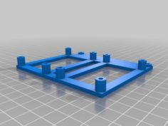 yet another Dual DMOS holder 3D Print Model