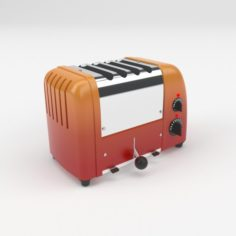 CLASSIC TOASTER 3D Model