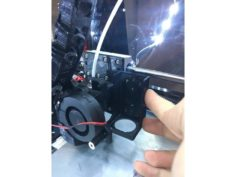 Anet A8 Laser bracket / Mount (Fits to E3D bracket) IN PROGRESS 3D Print Model