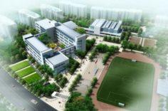 School building 108 3D Model