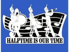 Band Time Plaque 3D Print Model