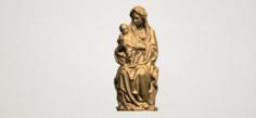Mother-Child 03 3D Model