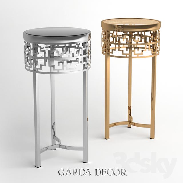 Magazine table Garda Decor Free 3D Model - 3DHunt co