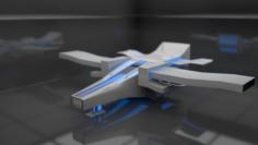 DragonFly JSH0102 3D Model