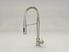 Water faucet 3D Model