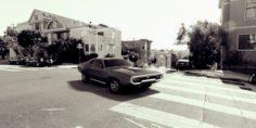 Plymouth Road Runner 1971 3D Model