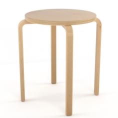 Frosta seat IKEA 3D Model