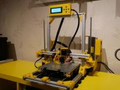 Cartesian One v2 3D Print Model