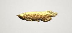 Fish 01 3D Model
