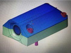 FPV Helmkamera MK2 3D Print Model