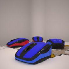 3D MOUSE MODEL 3D Model