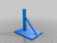 MG Wall Mount 3D Print Model