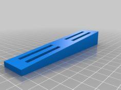 doorstop wedge 3D Print Model