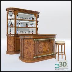 3D-Model  Bar